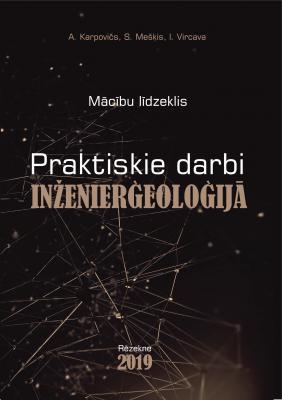 Cover for Praktiskie darbi inženierģeoloģijā